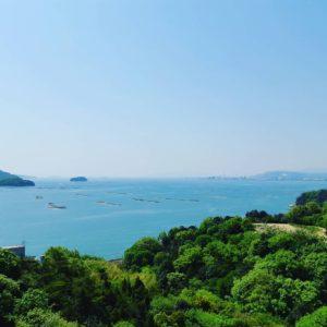 瀬戸内海景色